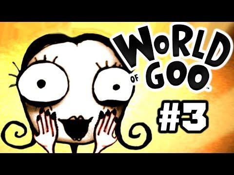 World Of Goo - Источник Энергии! - RePlay #3