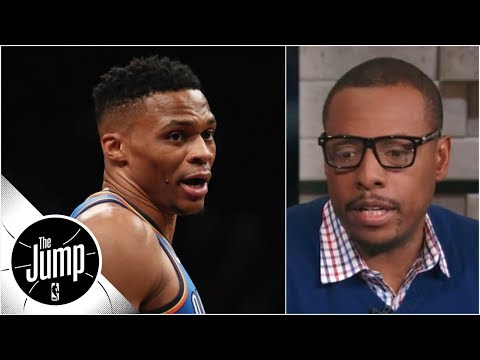 Thunder will be 'very dangerous come playoff time' - Paul Pierce | The Jump