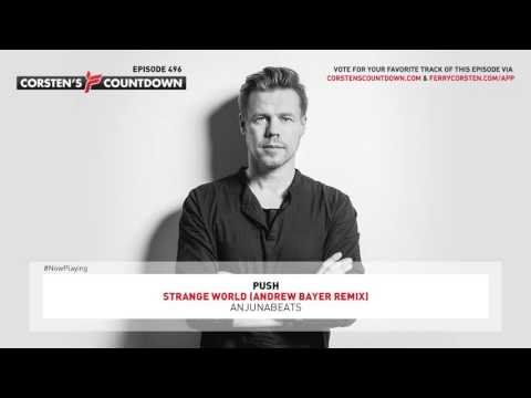 Corsten's Countdown #496 - Corsten's Countdown Yearmix Of 2016 - Official Podcast HD (видео)