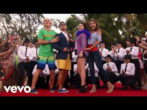 Tekst piosenki Teen Beach 2 - Silver screen po polsku