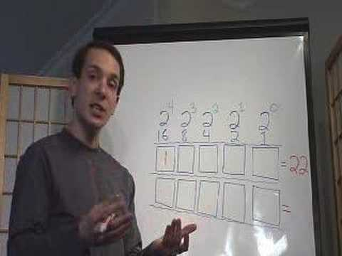 binary - Understand how binary numbers work, including how to read binary numbers, and create your own.