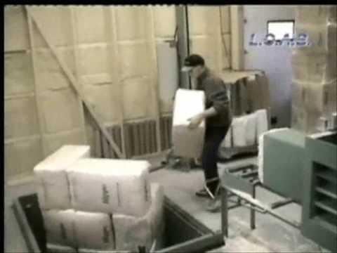 Bale pak Ltd Semi automatic Baling Machine