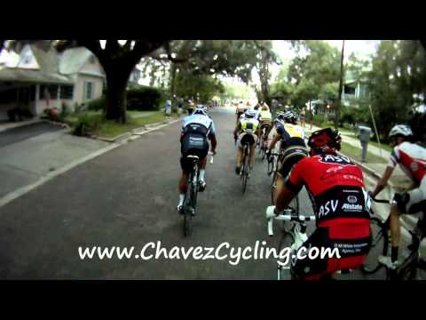 Cycling Video The Closest You Can Get To Ivan Dominguez in a Crit Race