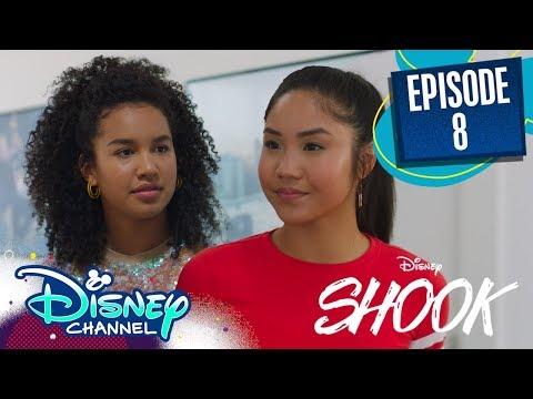 Runaway 🏃♀️  Episode 8   SHOOK   Disney Channel