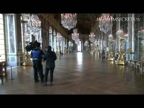 Behind the Scenes on a shoot at Versailles (Vlog)