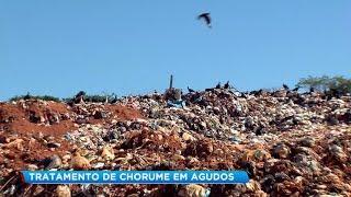 Chorume do aterro sanitário de Agudos vai passar por tratamento alternativo