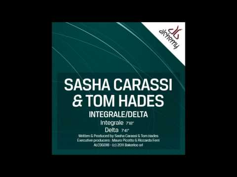 Tom Hades & Sasha Carassi - Delta (Original Mix)