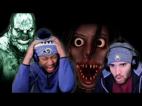 3 RANDOM HORROR GAMES WITH PG #4 (Banyan Edition)