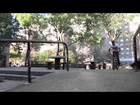 Darren  BMX video