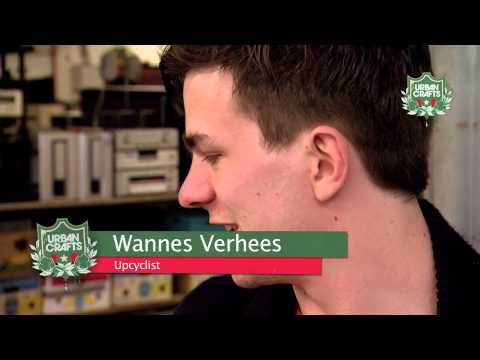 Urban Crafts TV : Scheld'apen op de Sjacherbeurs