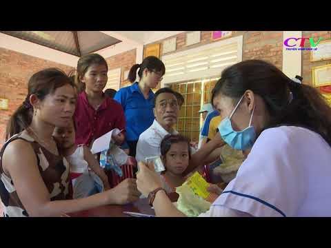 Ngày hội Thầy thuốc trẻ tại Bản Chùa