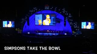 Download Lagu Fireworks Finale: Simpsons Take The Bowl | Everybody Dance Now Hollywood Bowl 2014 Mp3