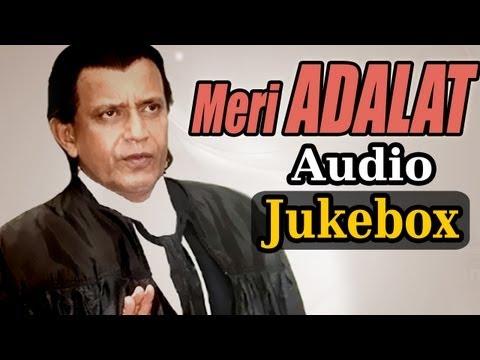 Video Meri Adalat All Songs - Mithun Chakraborty - Meghna - Alka Yagnik - Kumar Sanu download in MP3, 3GP, MP4, WEBM, AVI, FLV January 2017