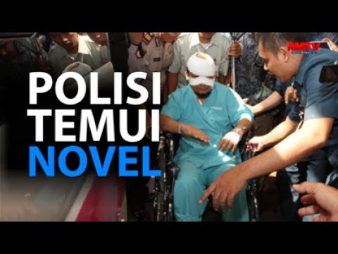 Polisi Temui Novel