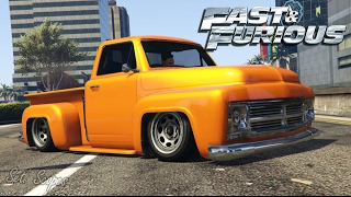 Nonton FAST AND FURIOUS 4 - Pickup Truck (Stealing the Oil Scene) Car Build!  - Gta 5 Film Subtitle Indonesia Streaming Movie Download