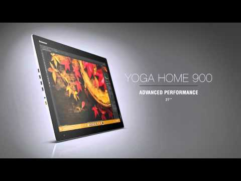 Introducing Lenovo YOGA Home