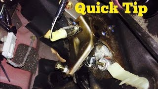 7. Bypass Clutch Switch (Switch De Transmision Manual)