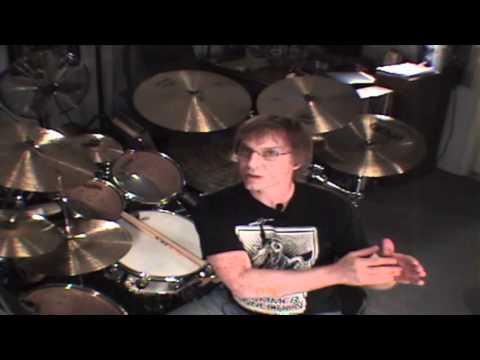 Drum Lesson: Billy Ashbaugh: Para Triplet Groove Idea Part 1