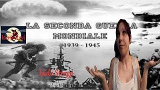 Morta per un'influenza del piffero, mi ripresento... Ma proprio un'altra guerra ci doveva essere??Buona visione ;)Canale youtube Iside Strega: https://www.youtube.com/channel/UCqaqFV8ui1scMlItf-BbXxwContributi della community per i sottotitoli inglesi: http://www.youtube.com/timedtext_cs_panel?tab=2&c=UCqaqFV8ui1scMlItf-BbXxwVisitate anche i miei social e la mia pagina shop ;)Gruppo Skype: https://join.skype.com/pJvGzhlbdgsCPagina facebook: Iside Strega https://www.facebook.com/Iside-Strega...Gruppo Telegram: https://telegram.me/joinchat/DmvCAwkD2uY4AfOf85VaVQGruppo facebook: Occulto il sapere è la forza https://www.facebook.com/groups/saper...Shop: Iside Strega Shop https://www.facebook.com/realizzosuri...Il mio libro lo potete acquistare da me con dedica e firma oppure nel sito della Kimerikhttp://www.kimerik.it/SchedaProdotto.... e anche su Amazon, IBS, Feltrinelli, InMondadori e ad altri importanti circuito online!Se ancora non l'avete fatto leggetevi la mia intervista!http://www.parlamidite.com/Intervista...Collaborazioni con altri canali:-Morte Bianca-Mister Horror-Doctor D/Obscure DConsiglio anche di passare nei canali seguenti:-Ace Chronicles: https://www.youtube.com/channel/UC33fKtvOigeCkU174leGzJw-Eterne Verità Channel: https://www.youtube.com/channel/UCZ-OTYZV57fJaowAq6I1JRg-Il Fuso della Strega: https://www.youtube.com/channel/UCJX8zbYY3MCSyAfgv0p2SHQ-Marcus (per gli amanti della musica): https://www.youtube.com/channel/UCBNWVbfhqbKFvUTdz5G-DJA-Lord Fire: https://www.youtube.com/channel/UCSzXMvCUyAaBePaM_jmH-4A-Doctor D: https://www.youtube.com/channel/UC9pA2tmGs4BdXhyY6t5mTkg-ZooSparkle: https://www.youtube.com/user/ZooSparkle-Gygy 120: https://www.youtube.com/channel/UCcdqLXIDSIdtE-0fqRpt5jw-24tuoni: https://www.youtube.com/channel/UCcaygve_HPYaKK2ep2Z3JCw-HumanSafari: https://www.youtube.com/channel/UCB9-VTcQkAh-J7FpcinYj2A-link4universe: https://www.youtube.com/channel/UCHRTziAevLPgAE9Y5VhSs5g-ELIA22: https://www.youtube.com/channel/UC7b5hyFHUAawv8_X
