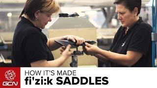fi'zi:k - How A fi'zi:k Saddle Is Made
