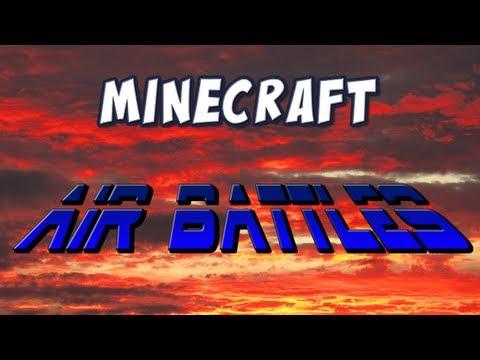 Minecraft - Epic Air Battles & Pincushions Mod Spotlight! Video