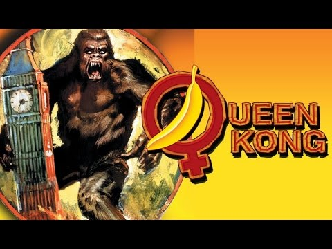 Queen Kong Full Hindi Dubbed Movie   क्वीन कोंग   Action Adventure Movie