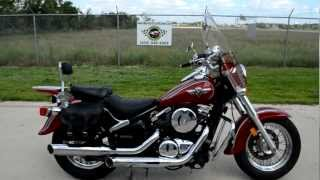 6. 2002 Kawasaki Vulcan 800 Classic: Overview and Review