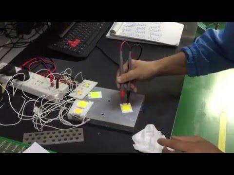 High Voltage 220V 110V AC COB.