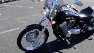 10. 2012 Honda® Shadow Phantom - U400099