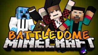 FAILED Minecraft BATTLE DOME w/BajanCanadian, JeromeASF, Pocketisland&DrPlaystation