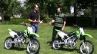 5. Quick Look - 2009 Kawasaki KLX140
