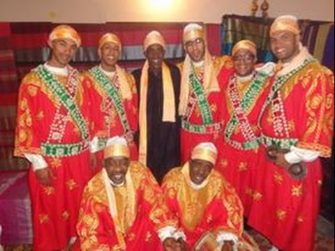 Lila Màalam Hassan Bousou 2016 -'_ Hachimo _-' & Gnawa Oulad Bambra