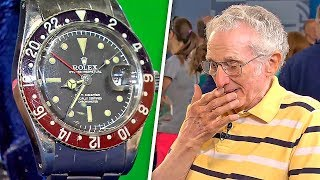 Video IN 1960 HE BOUGHT A WATCH AND 56 YEARS LATER HE COULDN'T BELIEVE WHAT HE HEARD! MP3, 3GP, MP4, WEBM, AVI, FLV September 2018