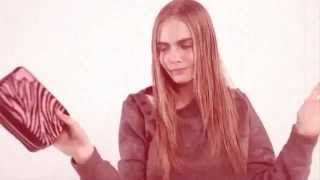"Cara Delevingne sings ""I want candy"" - YouTube"