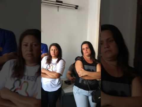 Servidores da PMRP cobram atitudes do governo PSDB.