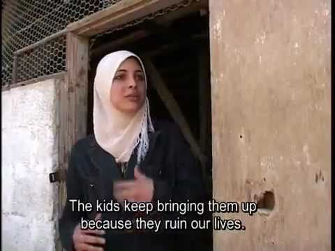 jewish women - Orthodox Jewish Zionist harasses a Palestinian woman and calls her a whore (sharmouta) in front of her kids. This Orthodox Jewish Settler from Tel Rumeida wi...