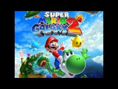 Super Mario Galaxy 2 Stray Child OST