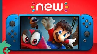 New Nintendo Switch in 2019: What does this ACTUALLY Mean?