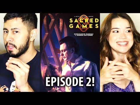 SACRED GAMES   Episode 2 Discussion!
