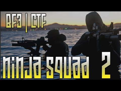 bf3 - Watch episode 1 of Ninja Squad here: http://www.youtube.com/watch?v=_zSTvHH0zzg Twitter: @Fets25 @Corrupt141 @11BravoGaming RetroFuture Dirty Kevin MacLeod (...