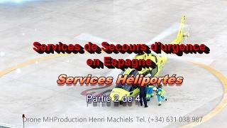 Soins Santé Partie 2 de 4 (Services Urgences Héliportés) INAER