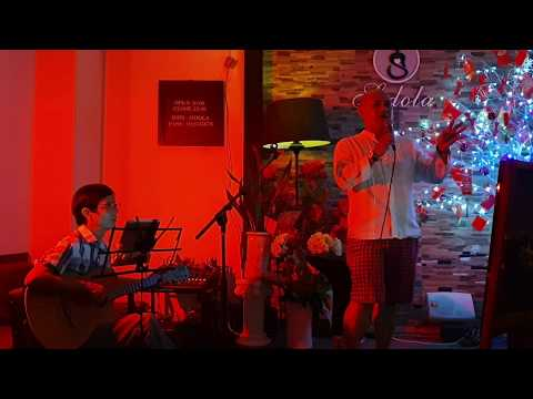 Hát liều Wonderful Tonight Color Man múa rìu qua mắt thợ tại Sidola !!! - Thời lượng: 9 phút, 25 giây.