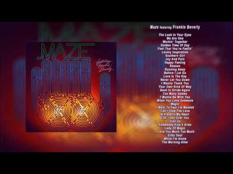 Video Maze featuring Frankie Beverly [HD] with Playlist download in MP3, 3GP, MP4, WEBM, AVI, FLV January 2017