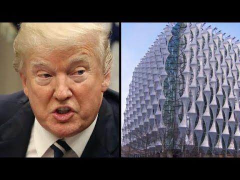 Trump cancels visit to billion-dollar embassy