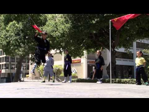 KFTC Day 2014: Shaolin Shaolin Martial Arts (видео)