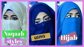 Video Quick Naqaab Styles Using A Hijab | Soubia Bhat | MP3, 3GP, MP4, WEBM, AVI, FLV Mei 2018
