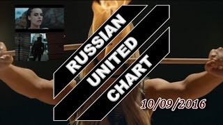 Russian United Chart - Российский сводный чарт (хит-парад) Based on data from the popular Russian radio and TV charts, airplay data, streams and search for m...