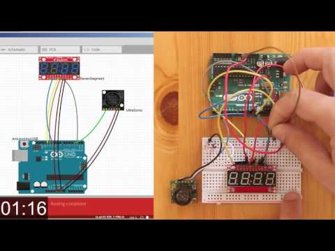 Make an Arduino project in 5 minutes with Circuito.io