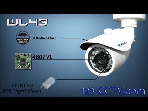 High Resolution Weatherproof Security Camera With 60ft Night Vision - 123CCTV - Review