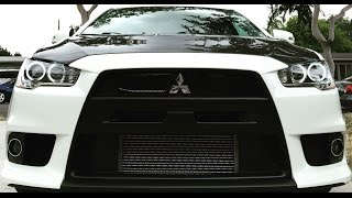 DIY: Mitsubishi EVO X HID Fog Lights Install